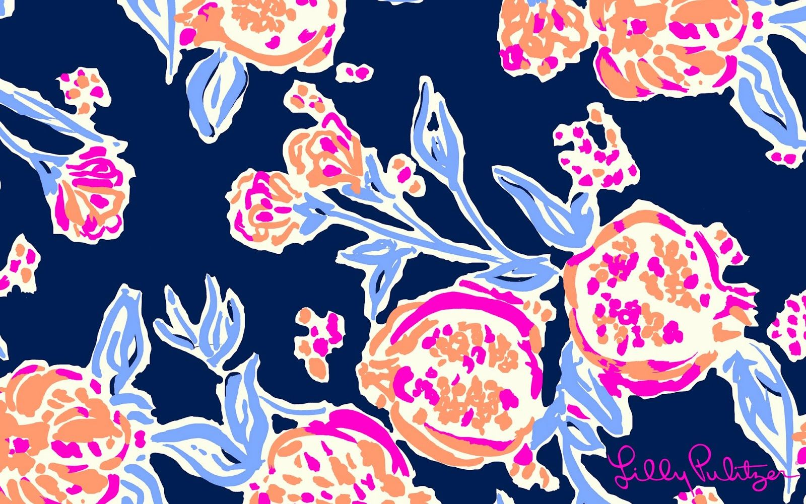 Fall Southern Prep Wallpapers Lily Pulitzer Laptop Background Love It Mi Telele