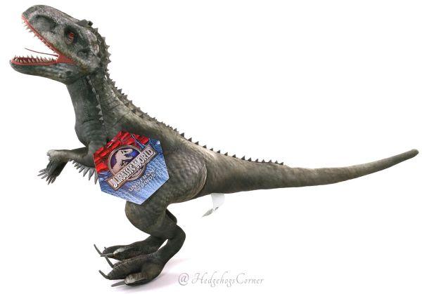 Hybrid Raptor Jurassic World Plush Toys Indominous T Rex