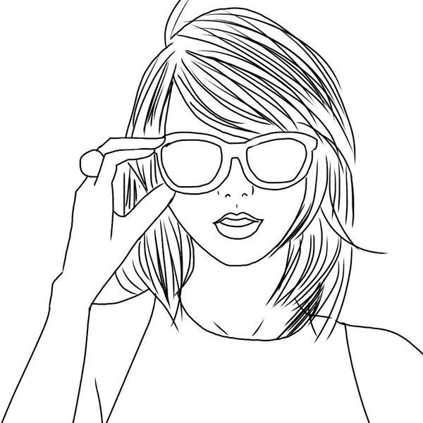 Line Drawings Done By Famous Artists