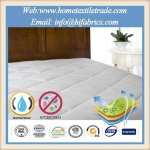 Queen Size Hot Ingterry Cloth Waterproof Mattress Protector In Eugene