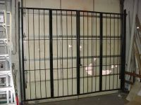 Patio Door Security Gate - Glassessential.com http://www ...