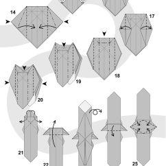 Diagram Origami Bracelet Vw Polo 2001 Central Locking Wiring Kade Chan Blog 香港摺紙工作室 日誌 Fiery Dragon