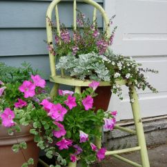 Wheelchair With Pot Step 2 Desk Chair Made Into Flower Red Gate Farm Blogiversary
