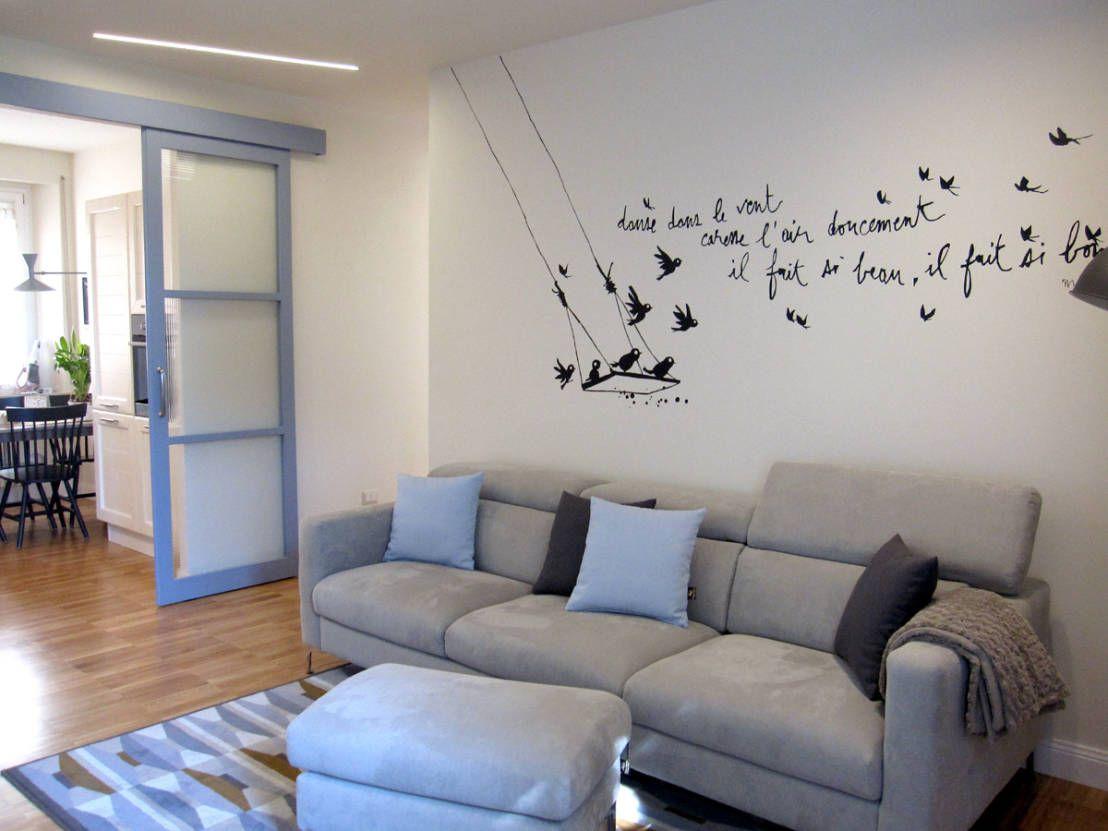 Salas pequeas  10 ideas de decoracin  Small living