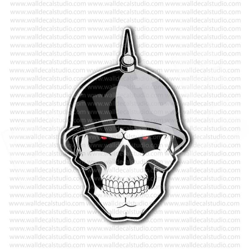 And Pin Nazi Skull Crossbones