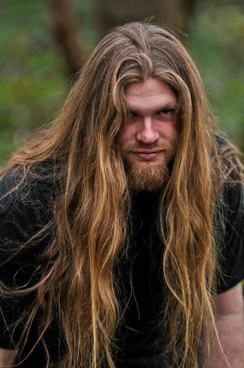 Sexy Cowboy Guy Long Hair Hot Man With Long Hair Long Hair