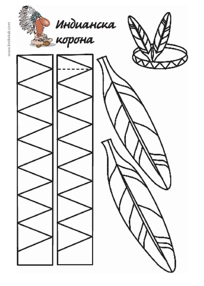 Native American Moccasins Coloring Pages Sketch Coloring Page