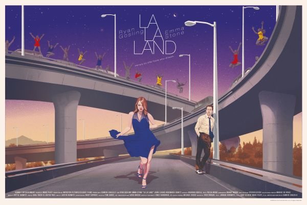 Result Lala Land Poster