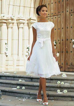Standesamtkleid Brautkleider Pinterest Hochzeit Mode Und