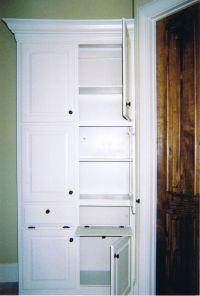 linen closet cabinet | Roselawnlutheran