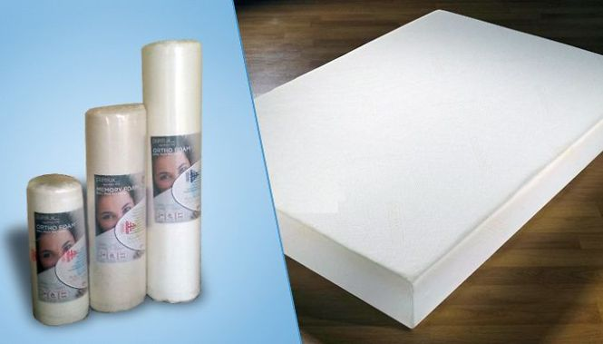 Roll Up Hypoallergenic Foam Mattress Uk Deal For Just 65 99 Get The