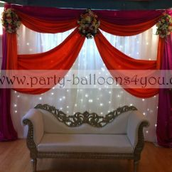 Indian Chair Covers Fabric For Dining Room Chairs Uk 20s Decorating Wedding Balloons Fresh And Silk Flowers Pew