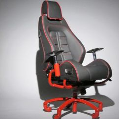 Ferrari Office Chair Best Back Support Authentic From Racechairs Made