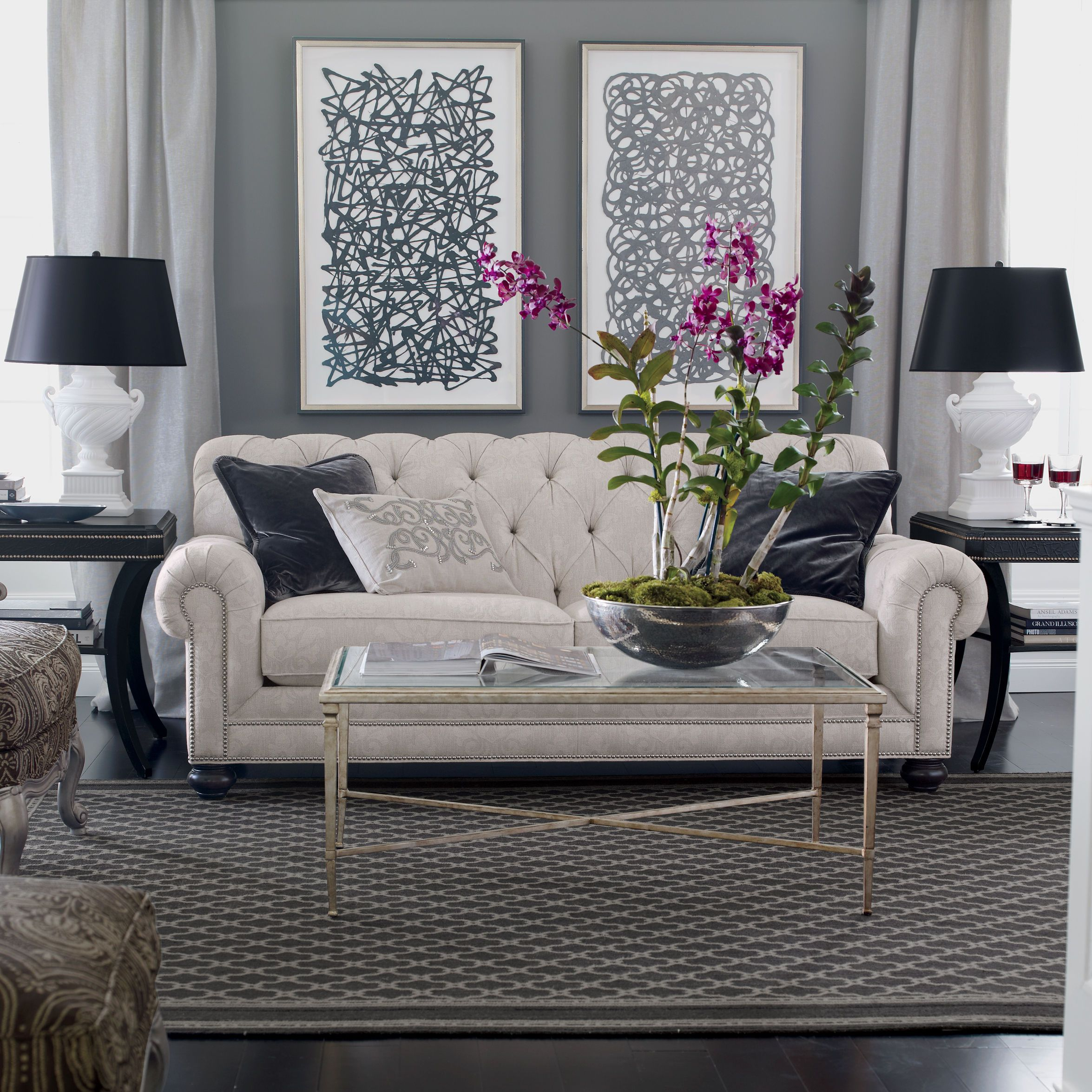 Chadwick Sofa  Ethan Allen  For the Home  Pinterest