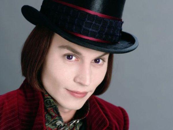 Johnny Depp Willy Wonka Characters