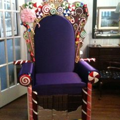 How To Make A Queen Throne Chair Reupholster Cushion With Piping The Candy King 39s Church Christmas Program My