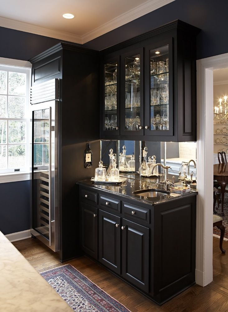 Wet Bar Designs on Pinterest
