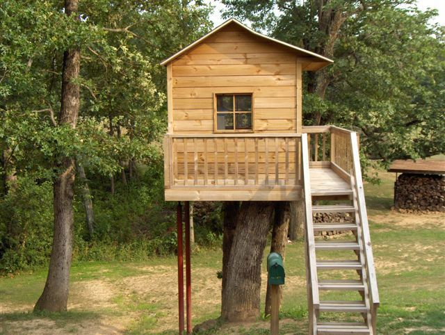 Homemade Tree House Designs House Style Pinterest Tree House