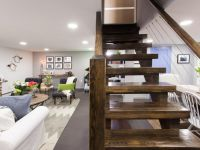 14 Basement Ideas for Remodeling | Open stairs, Basements ...