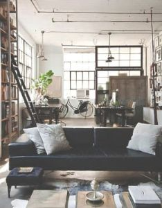This ivy house urbnindustrial international meets also rh pinterest