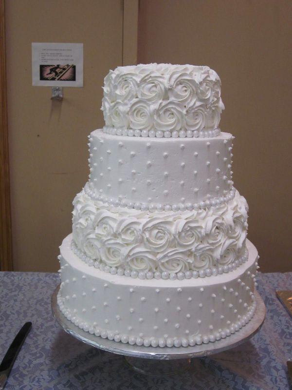 Kroger Wedding Cakes Crusted