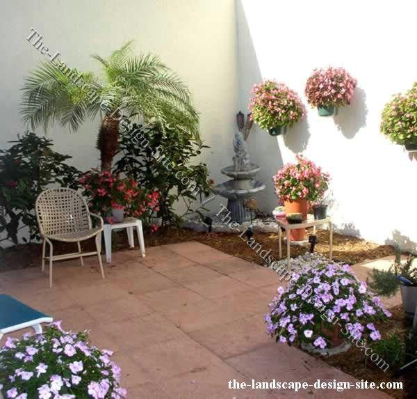 Small Patio Garden Design Design Pictures Remodel Decor And