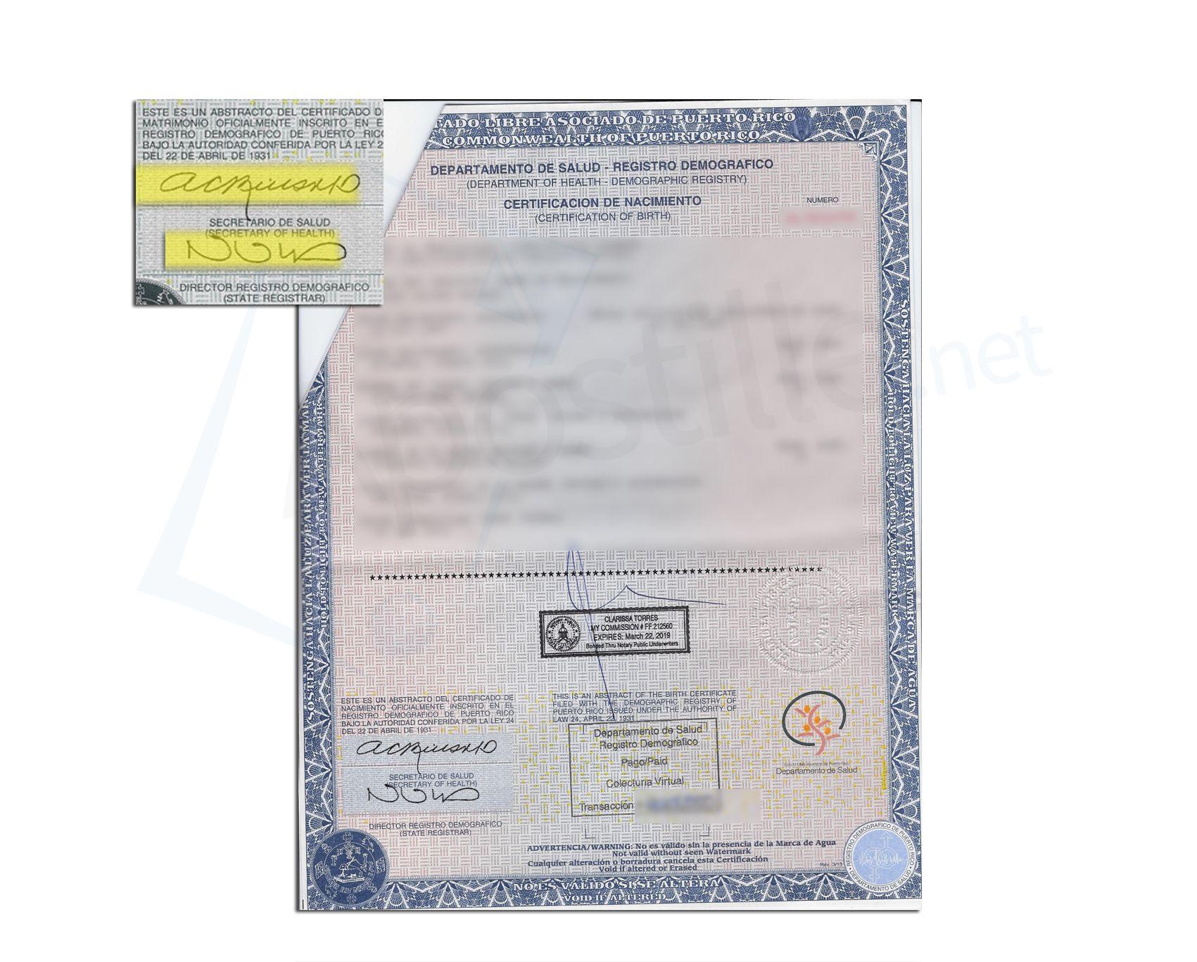 Lujo Solicitud De Certificado De Nacimiento Minnesota Colección ...