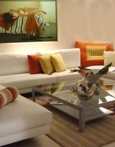 Fabulous modern style white sofa interior designs for living rooms with colorful rug design stripped pattern idea glass table on we heart it also pelfind pinterest room pictures rh za
