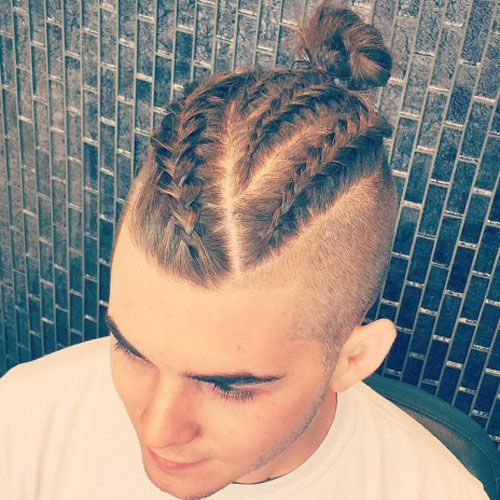 Braids For Men 15 Braided Hairstyles For Guys Braided Hair