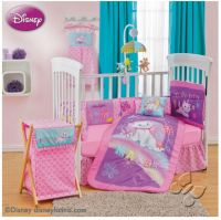 #disney aristocats marie bedroom decor 9pc crib bedding ...