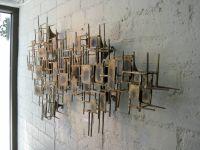 Brass Wall Art | Wall Plate Design Ideas