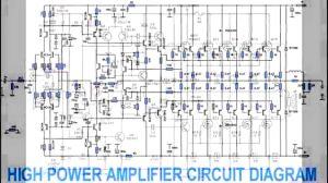 Component, Power Amplifier Design Youtube Class D