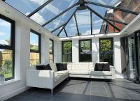 Contemporary Orangery Design from Conservatory Outlet ...