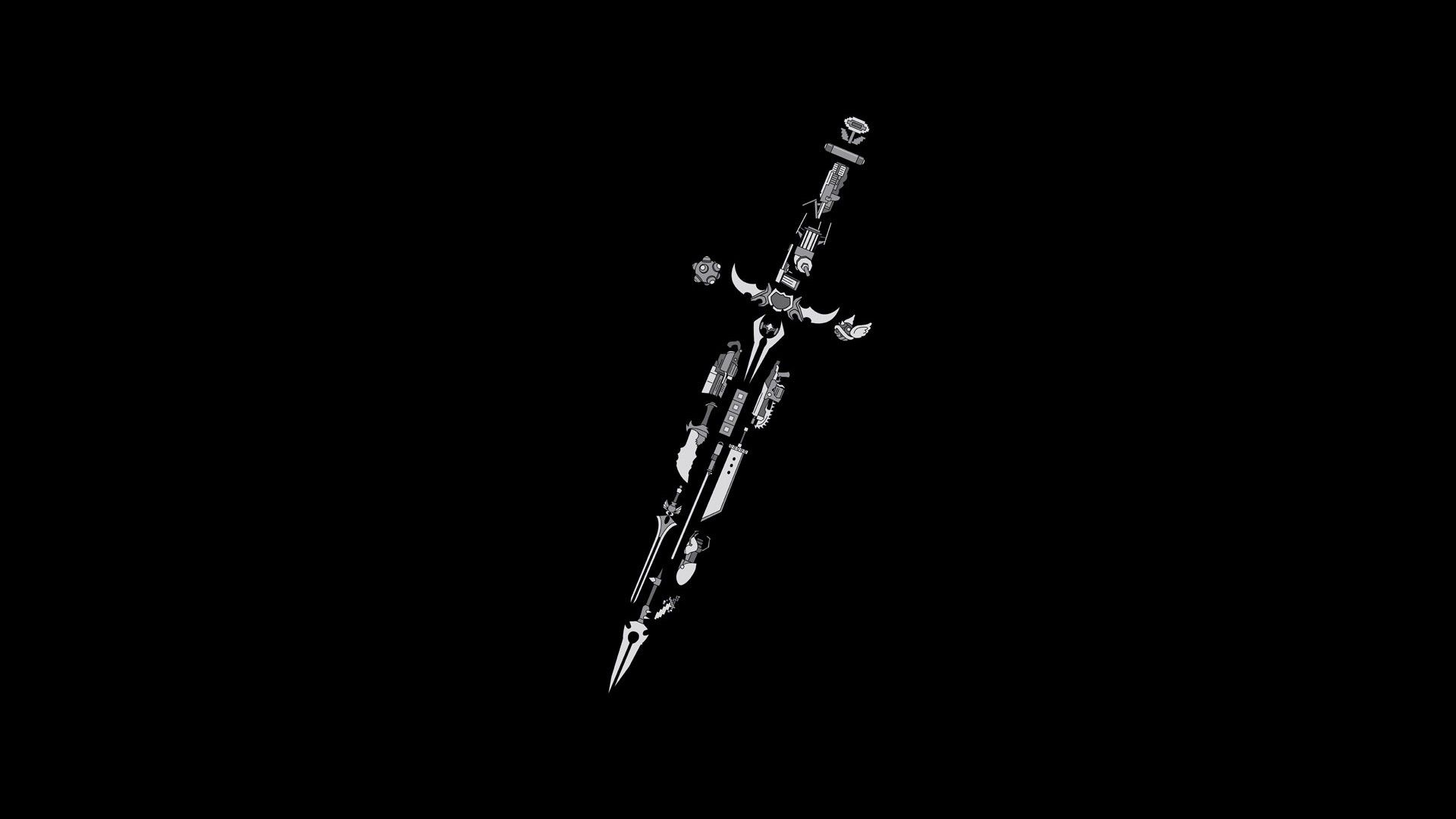 swords wallpapers hd final fantasy sword vector hd | armors