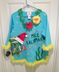 Ugly Christmas Sweater Door Decorations ...