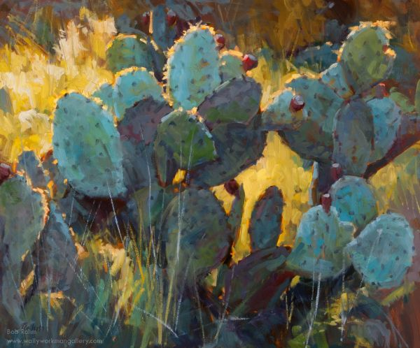 "Bob Rohm' ""cactus Color"" Wally Workman Austin"