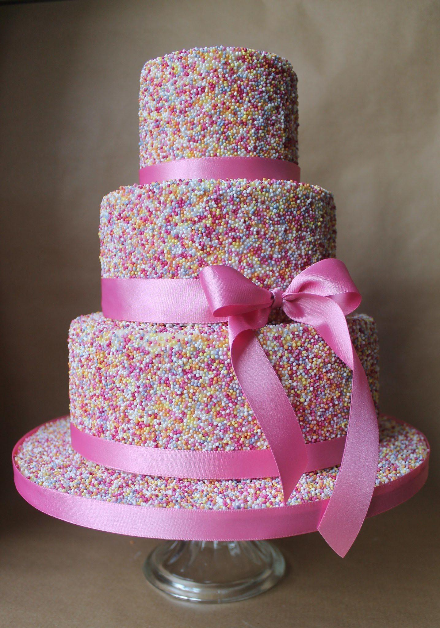 Best 25 3 Tier Birthday Cake Ideas