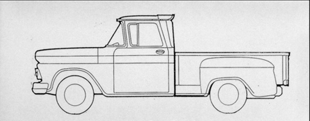 1964 chevy c10 pro street trucks