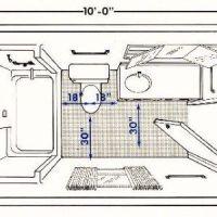 small narrow bathroom layout ideas  | Home | Pinterest ...