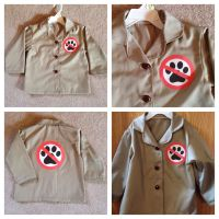 Dog catcher costume for a 3-year-old little boy. His baby ...