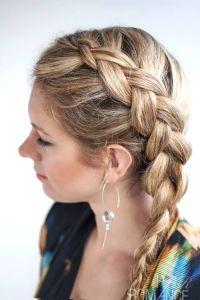 German Braided Hairstyle | german wedding hairstyles ...