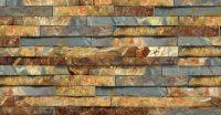 Rustic Slate Split Face Mosaic Tile - Slate Cladding ...