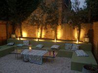 Up lighting to Olive trees   Garden lighting   Pinterest ...
