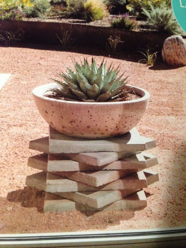 great raised planter stacking