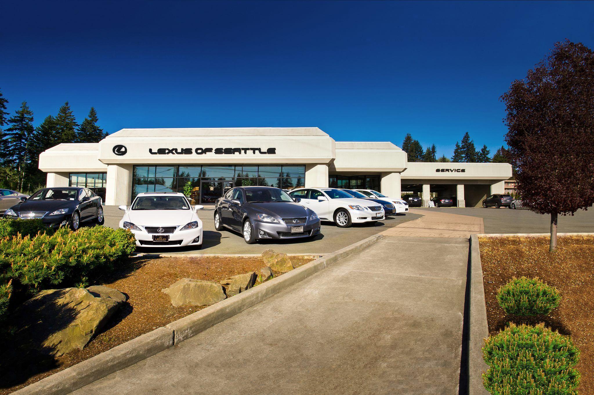 Lexus of Seattle Highway 99 Lynnwood WA Sales 844