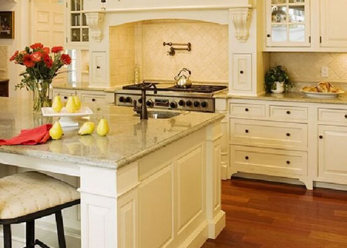 Like the stove top vent area with pot filler white cabinetscream cabinetskitchen cabinetsglass also really cabinet design