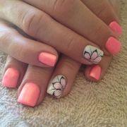 gel manicure design ideas