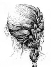 art beautiful black and white