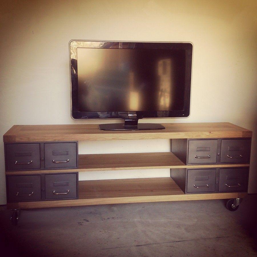 Meuble Tv Camif Hubfrdesign Co # Camif Meuble Tv