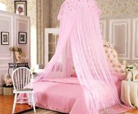 little girl bed set with detached canopy ideas ...